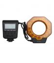 Ring macro LED pentru camere DSLR