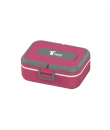 Lunch box 750 ml capacitate (Rosu)