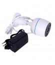 Camera supraveghere IP de exterior 1080P SMART, WiFi compatibil Tuya/Smart Life/Alexa/Google Home, rezistenta la apa