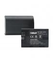 Doua baterii si incarcator dual Widjit pentru DSLR Canon LP-E6