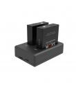 Incarcator dual pentru baterii tip acumulator SJCAM SJ9