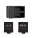 Incarcator dual + 2 baterii SJCAM SJ7 Star