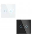 intrerupatoare wireless cu doua butoane tactile