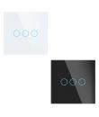 intrerupatoare wireless cu trei butoane tactile
