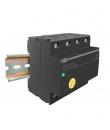 Siguranta automata inteligenta trifazata tip intrerupator circuit 80A, WiFi, compatibila Tuya / Smart Life