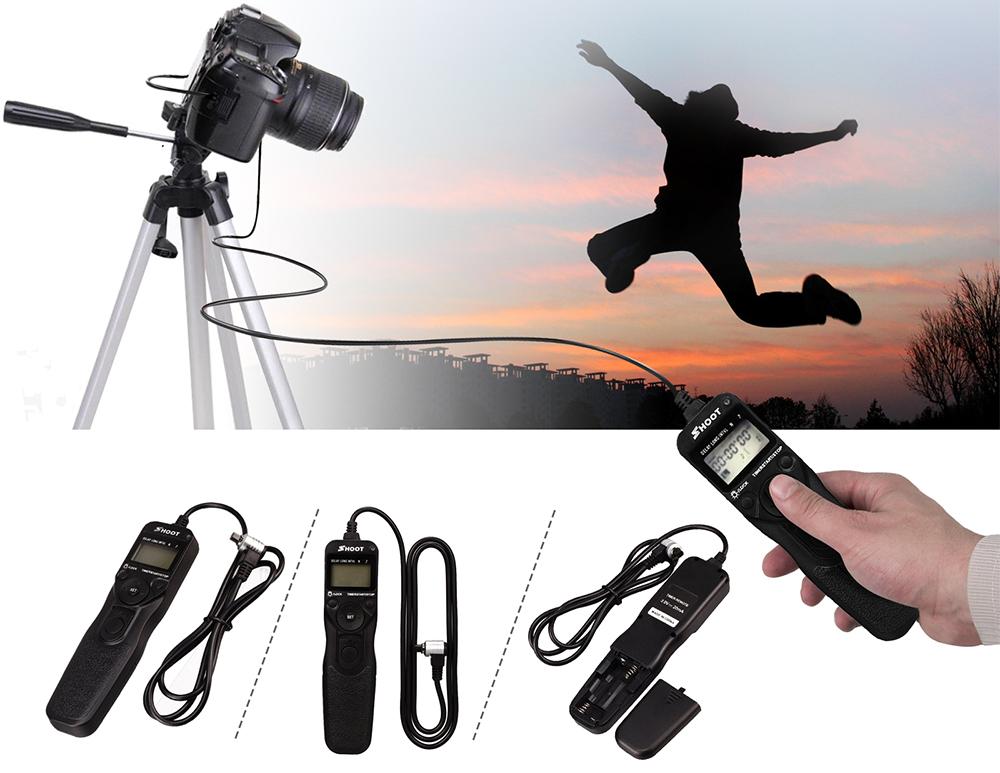 Telecomanda pentru DSLR Canon